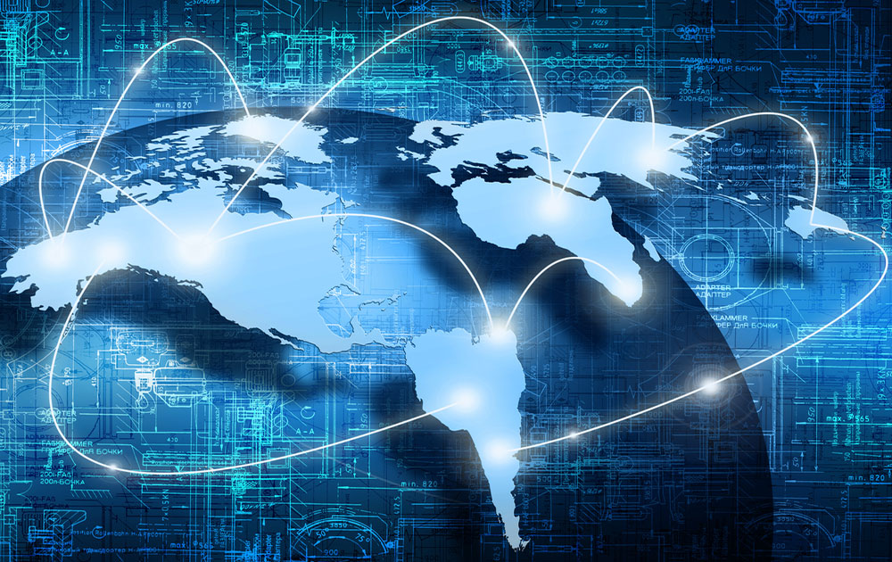 Solutions global logistics technology