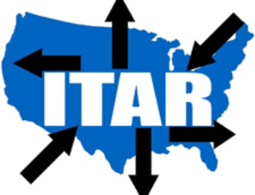 Great advice on Trade Compliance and choosing an ITAR Freight Forwarder