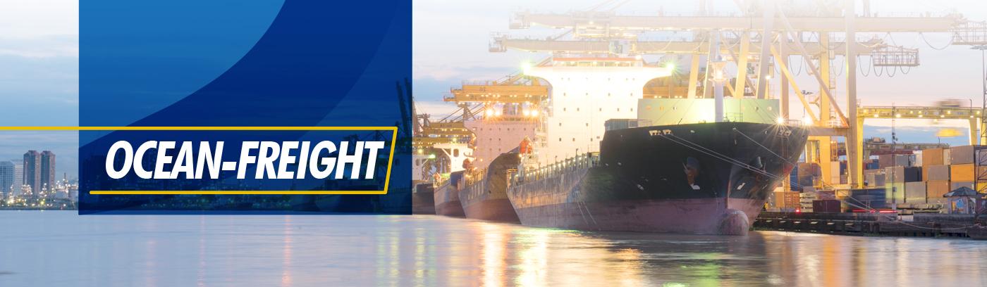 Ocean Freight global logistics