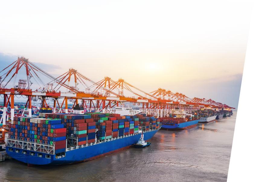 Global Logistics ocean freight