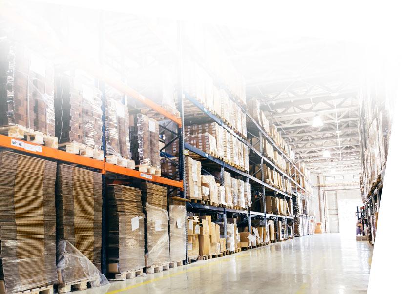 Global Logistics storage