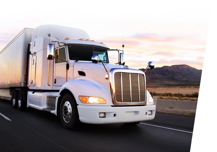 Global Logistics truck import export