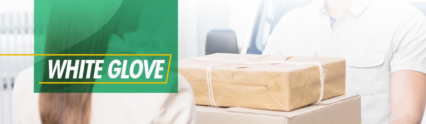 white glove services global logistics orlando